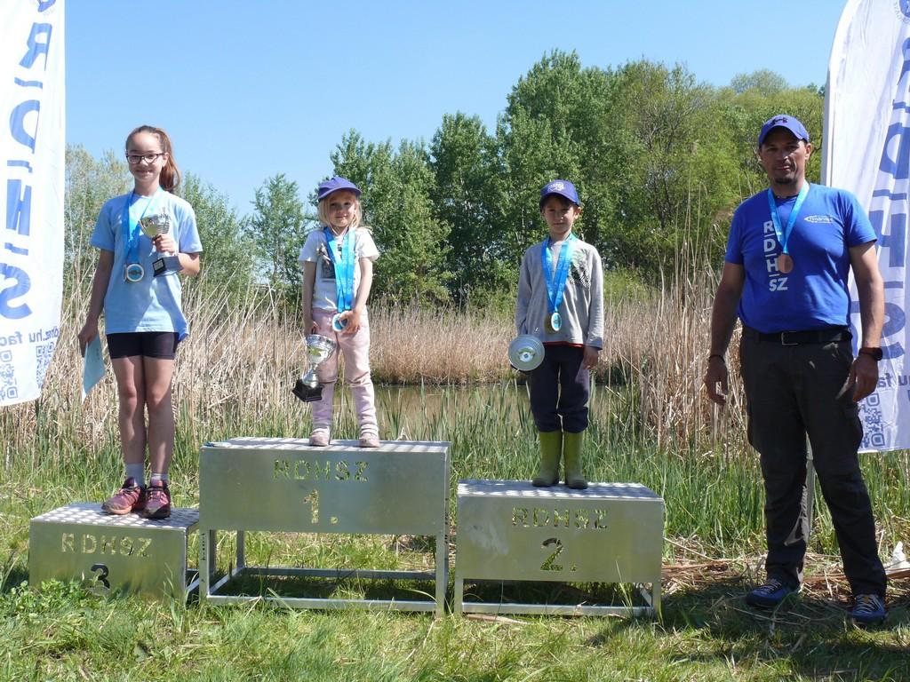 RDHSZ - MA-HAL gyermek horgászverseny