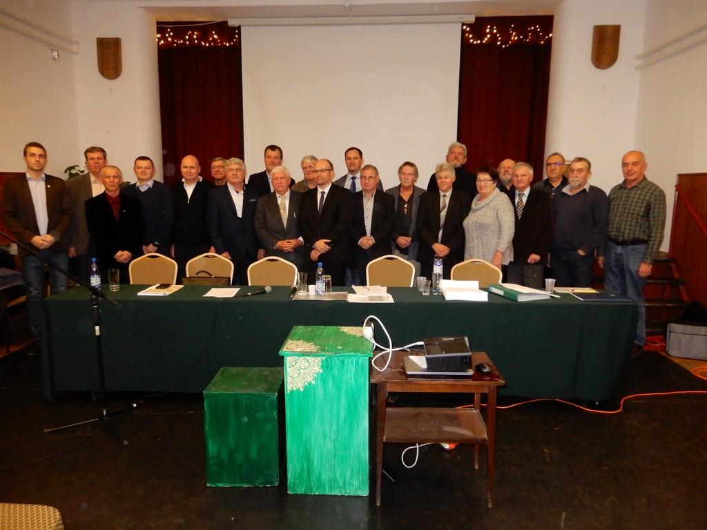 Tisztújító Küldöttgyűlés