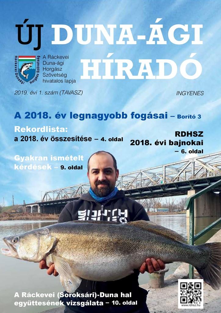 Megjelent az Új Duna-ági Híradó