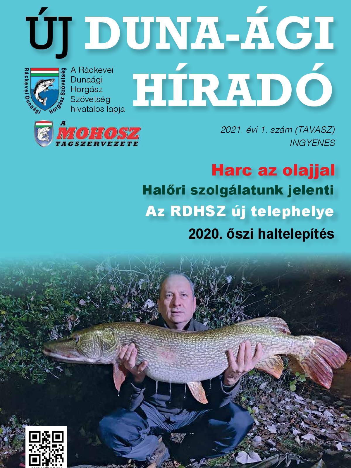 Megjelent az Új Duna-ági Híradó tavaszi száma