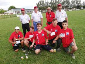 Castingverseny (Slovak Open és Junior Világkupa) Érsekújvár, Szlovákia - 2019.07.12-14.