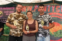 IV. Nemzetközi RSD Carp Cup (2016.09.05-09.)